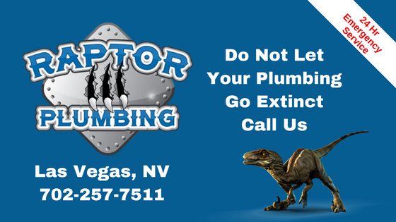 Sewer Camera Inspection by Raptor Plumbing, LLC Las Vegas, Nevada